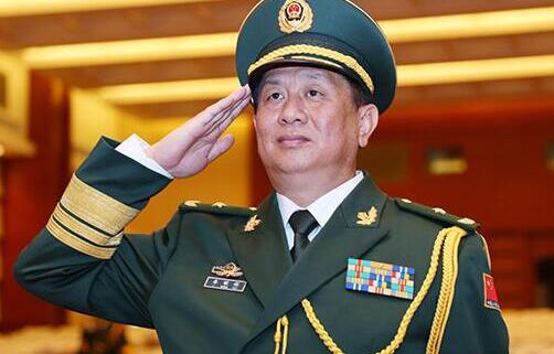 武警湖南省总队司令员李明辉晋升少将警衔
