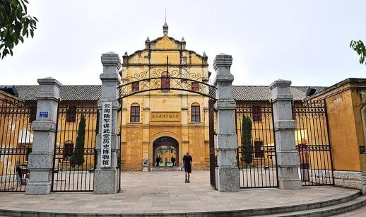 百年军事教育成就湖湘传奇