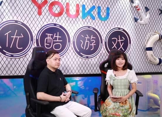 综皇天团受邀亮相ChinaJoy各大展台专访,出色只为与你相遇!
