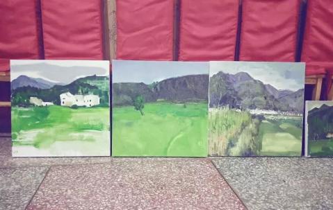 双江写生,一场艺术与灵感的旅行