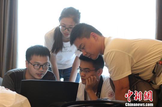 四校大学生暑期支教因暴雨未果建网上公益支教平台