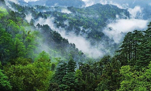 萌渚岭在今湖南省永州市江华瑶族自治县和广西贺州市八步区,钟山二