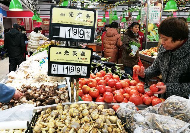 7月份永州居民消费价格同比上涨1.1%