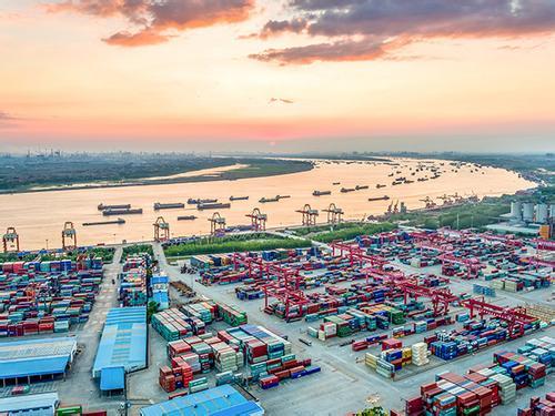 张家界市外贸进出口额大增长