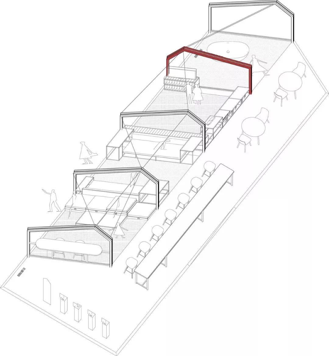 工程图 简笔画 平面图 手绘 线稿 1080_1171