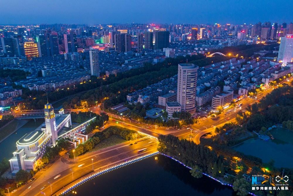 亳州淝畔绿洲风景区
