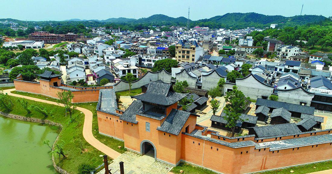 宁乡道林古镇计10月1日对外营业