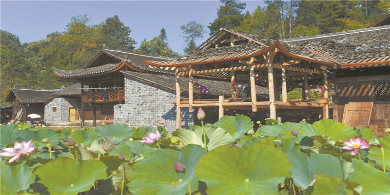 永顺县:修特色民居 建美丽乡村