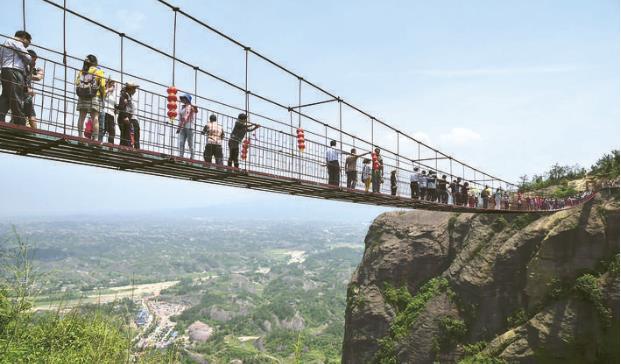 绿水青山等你来 上半年岳阳市乡村旅游总收入达14亿元
