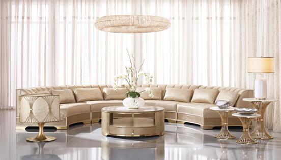 美克美家客厅,别具产品的设计理念,打造时尚潮流的风格上海室内装修设计v客厅图片