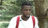 尼日利亚留学生王敏俊:最想把健康的生活方式带回家乡