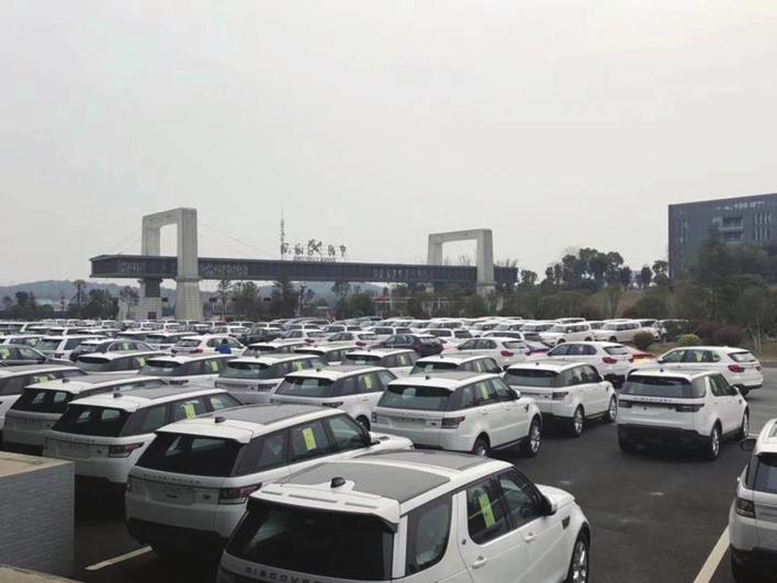 岳阳年内有望完成1万台平行汽车进口