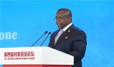 塞拉利昂总统访问湘雅医院:感谢湖南医疗队多年来的贡献