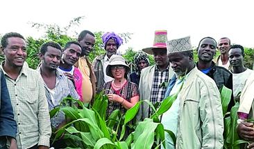 异国12年,湘女把农业技术带到非洲
