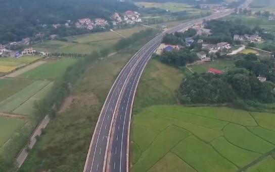 岳宁大道9月25日全线通车 长沙城区至宁乡仅20分钟