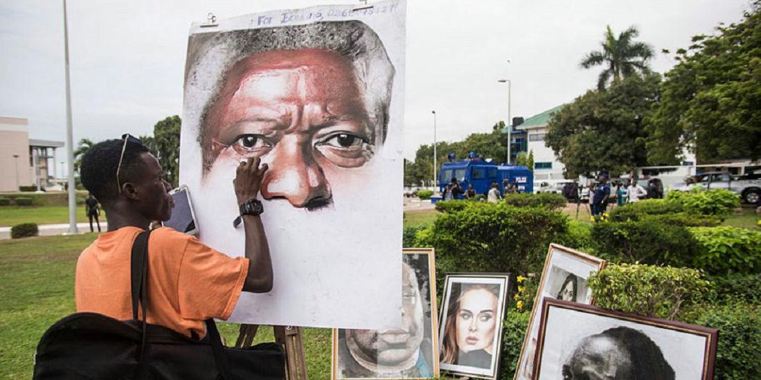 联合国前秘书长科菲・安南灵柩抵达加纳 将举行葬礼