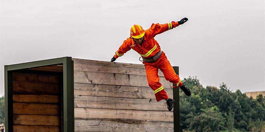 厉害了!湖南消防铁军是这样练出来的