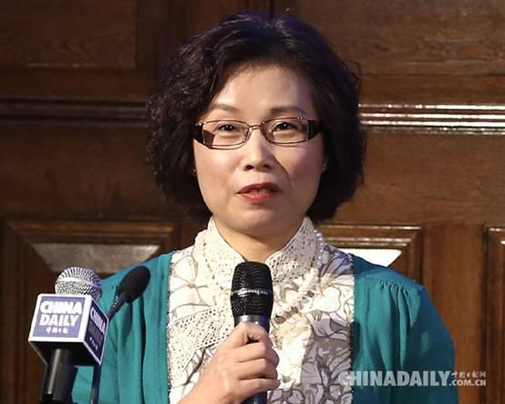 傅晓岚:中国需要非常坚定地追求自己的梦想