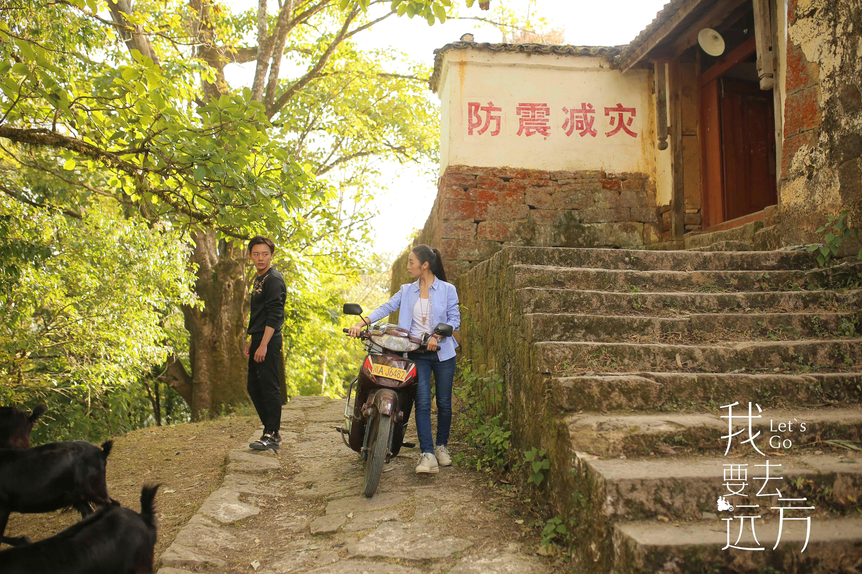 电影《我要去远方》定档10.16 诗意青春志在他乡
