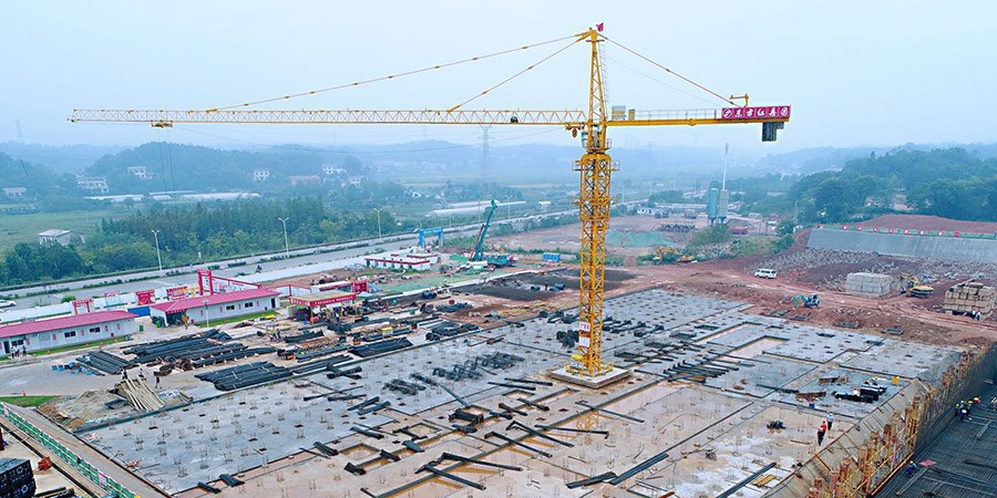 长沙雷锋水质净化厂(一期)工程进入主体全面施工阶段