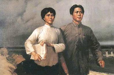 杨开慧:死不足惜 愿润之革命早日成功