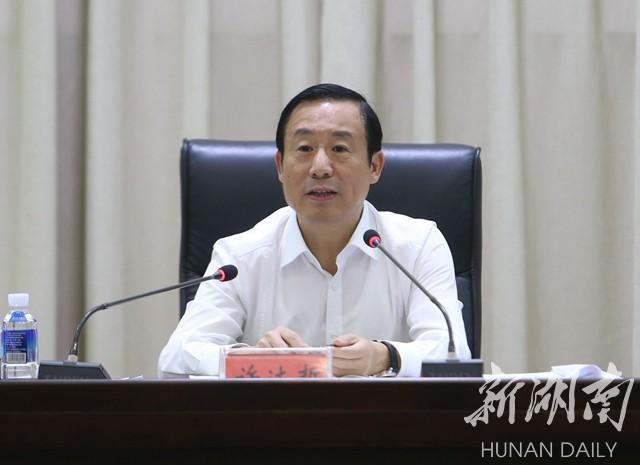 许达哲:努力打造长株潭国家军民融合创新示范区