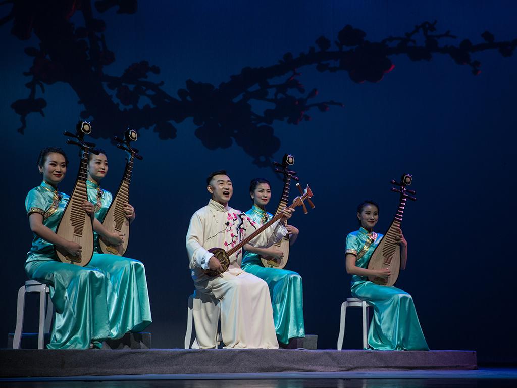 《帅孟奇》成功入选第六届湖南艺术节