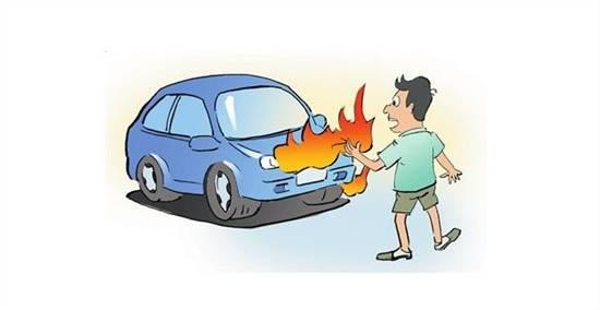 勤检查 保养油路电路    养成定期检查发动机机舱油路电路的习惯