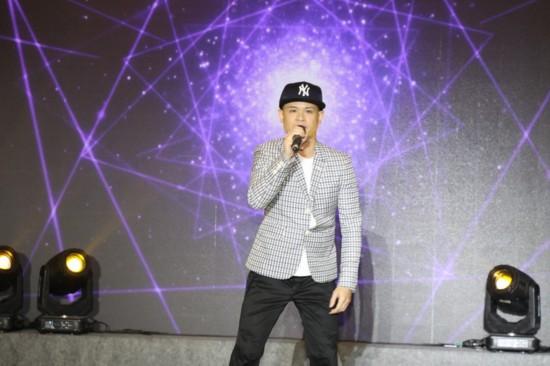 第五届《粤语歌曲排行榜》颁奖典礼新闻发布会举行
