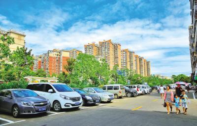 衡阳:生态公园将新增近百个停车位