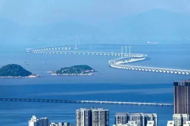 从长沙可以自驾去香港了,珠港澳大桥通关攻略