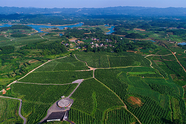 精准扶贫十八洞村   打造中国最美乡村