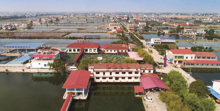 湖鲜产业 凸显特色