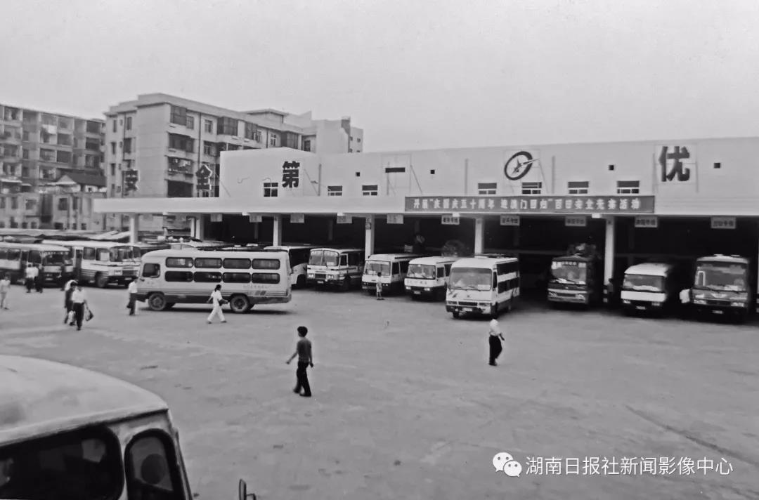 """郴州市市区图_三湘巨变丨郴州汽车站见证""""足下变迁"""" - 推荐 - 新湖南"""