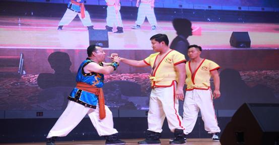 众星启动盛世之春 文明之光——中国2019非物质文化遗产春节晚会