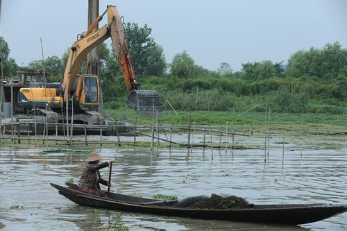 城东污水处理厂一期项目预计12月底完工