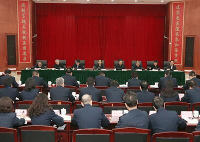 许达哲在国家税务总局湖南省税务局调研