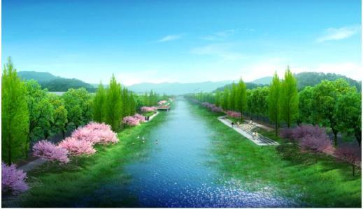 湘潭市5条黑臭水体治理完工