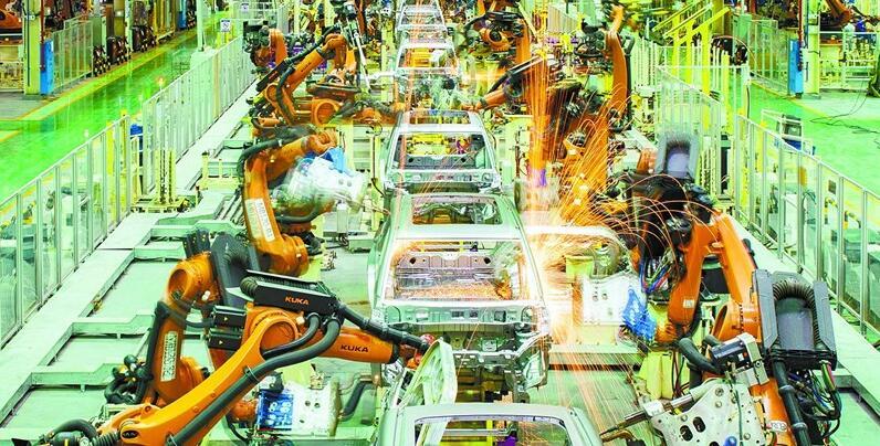 """工业生产:从""""人工""""到""""智能"""""""