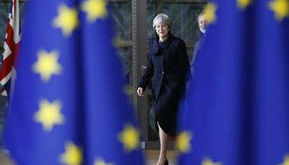 脱欧协议草案引发英政坛强烈震动 草案究竟写了啥?