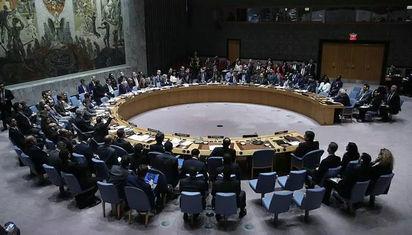 在这个决议上,美国首次在联合国投出反对票
