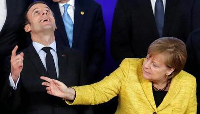 欧洲统一军队——是政治,也是生意