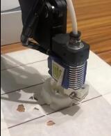 3D打印技术体验,看出来打印的是啥了吗?
