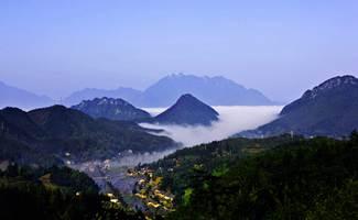 桂东县东洛乡联合村