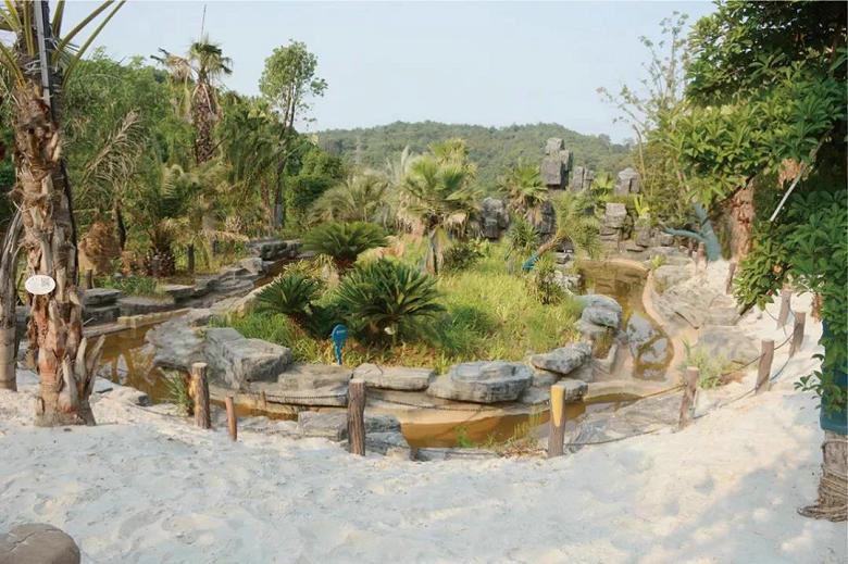 淘乐谷银沙滩