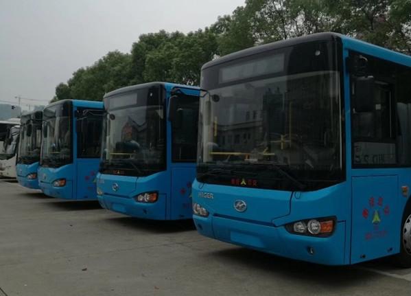 衡阳城际公交203线路30日投入试运营