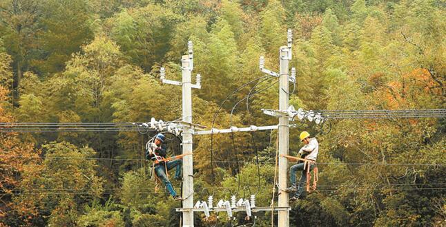冬季巡检保用电