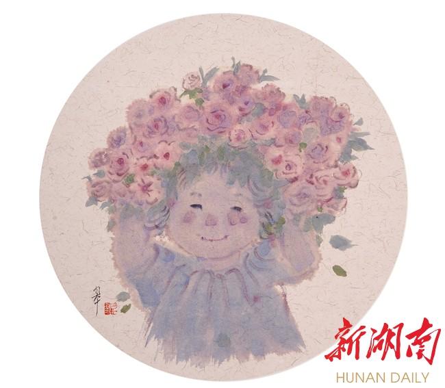 湘江对话丨蔡皋:像一蔸禾苗,随时准备接雨水 新湖南www.hunanabc.com