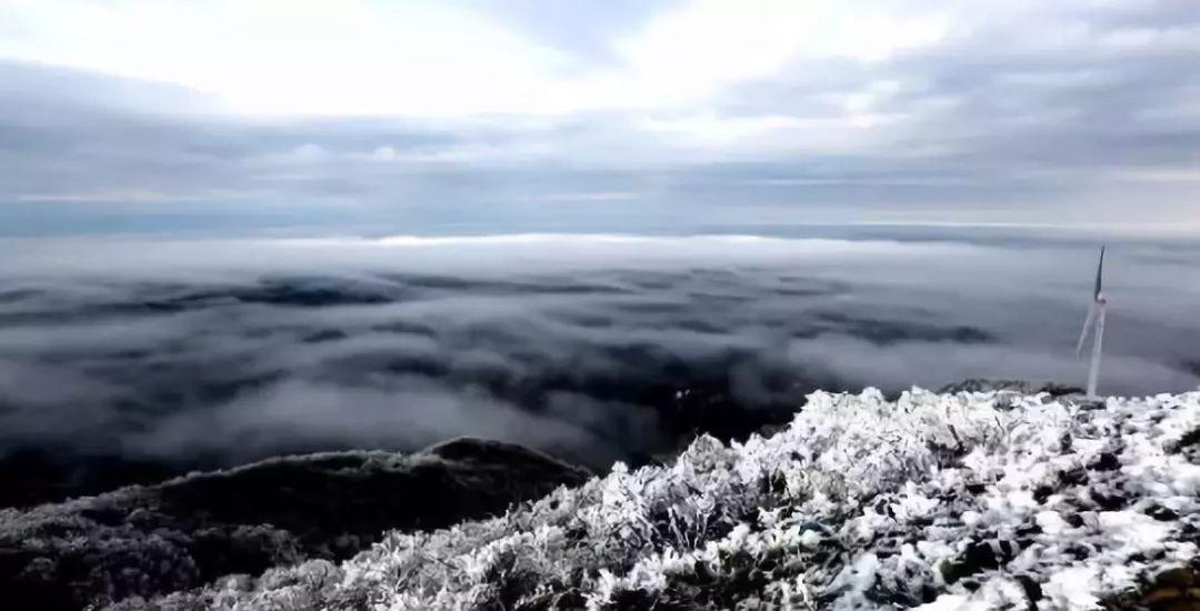 冬日潇湘|等候大熊山冬季第一场雪 新湖南www.hunanabc.com