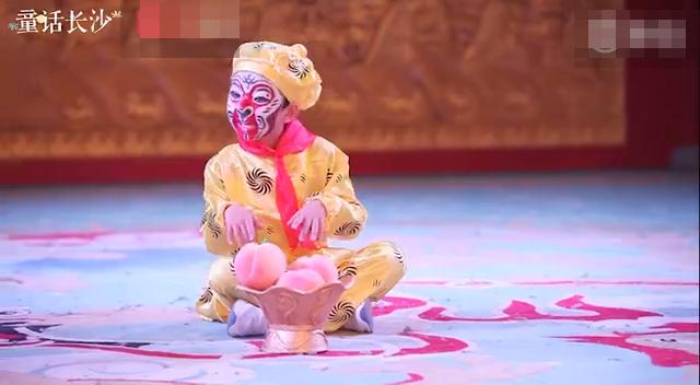 我喜欢唱京剧,是从湘江边上开始的!
